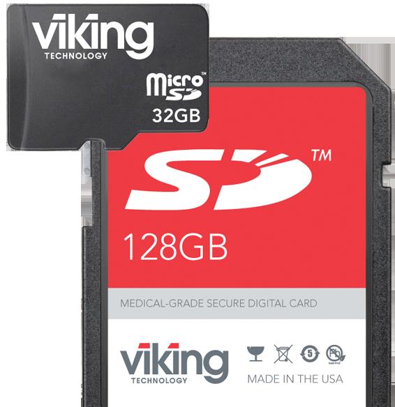SD & microSD card